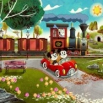 Mickey and Minnie's Runaway Railway Opens in 2019 at Disney's Hollywood Studios
