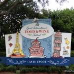 Dates Announced for the 2018 Epcot Food and Wine Festival