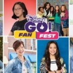 Disney Channel GO! Fan Fest Planned for May 12 at Disneyland
