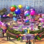 Inside Out Emotional Whirlwind to Open in 2019 at Pixar Pier in Disney California Adventure