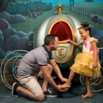 Fairy Tale Photo Opportunities at Bibbid Bobbidi Boutique