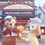 Duffy's Friend  Cookie Comes to Hong Kong Disneyland