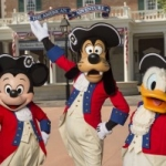 Celebrate the Fourth of July at Epcot
