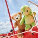 Duffy's Newest Friend, 'Olu, Arrives at Aulani