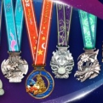runDisney Reveals Medals for 2018 Disneyland Paris Magic Run Weekend