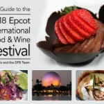 Grand Launch of the 'DFB Guide to the 2018 Epcot Food and Wine Festival' E-book