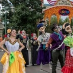 Día de los Muertos Returns to the Disneyland Resort this Fall