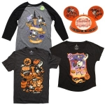 Check Out the Merchandise for Mickey's Not-So-Scary Halloween Party