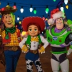 Toy Story Land is Ready to Deck the Halls this Holiday Season