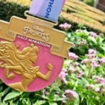 Check Out the Finisher Medals for the 2019 Disney Princess Half Marathon Weekend