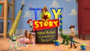 Toy Story Hotel Announced for Tokyo Disney Resort
