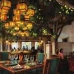 Disney Releases Artist Rendering for Storybook Dining with Snow White at Disney's Wilderness Lodge