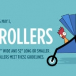 New 'No Smoking' Policy Announced Plus Updates to Stroller Sizes and More at the Disney Parks
