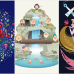 Artists Announced for March at the WonderGround Gallery in Disneyland's Downtown Disney District