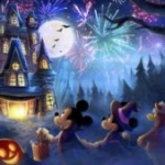 NEW Fireworks Show Coming to Mickey's Not-So-Scary Halloween Party This Fall