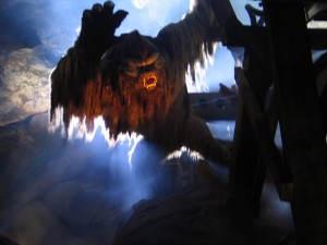 Expedition Everest's Yeti