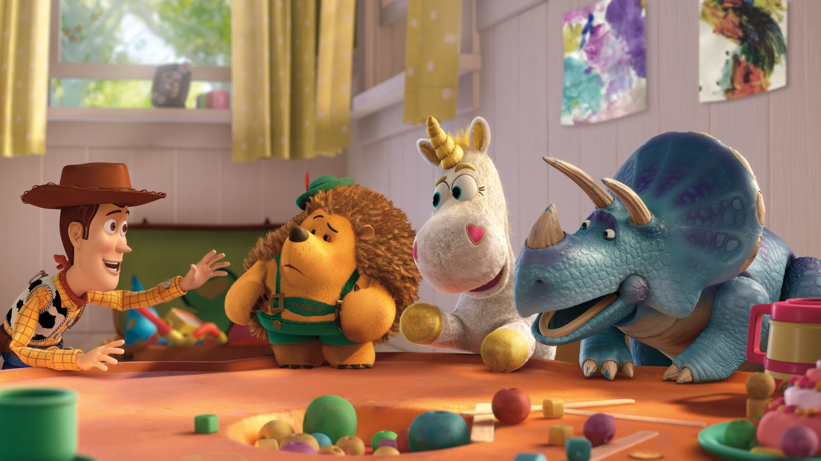 Toy Story Strong : New hi res stills from toy story released diszine