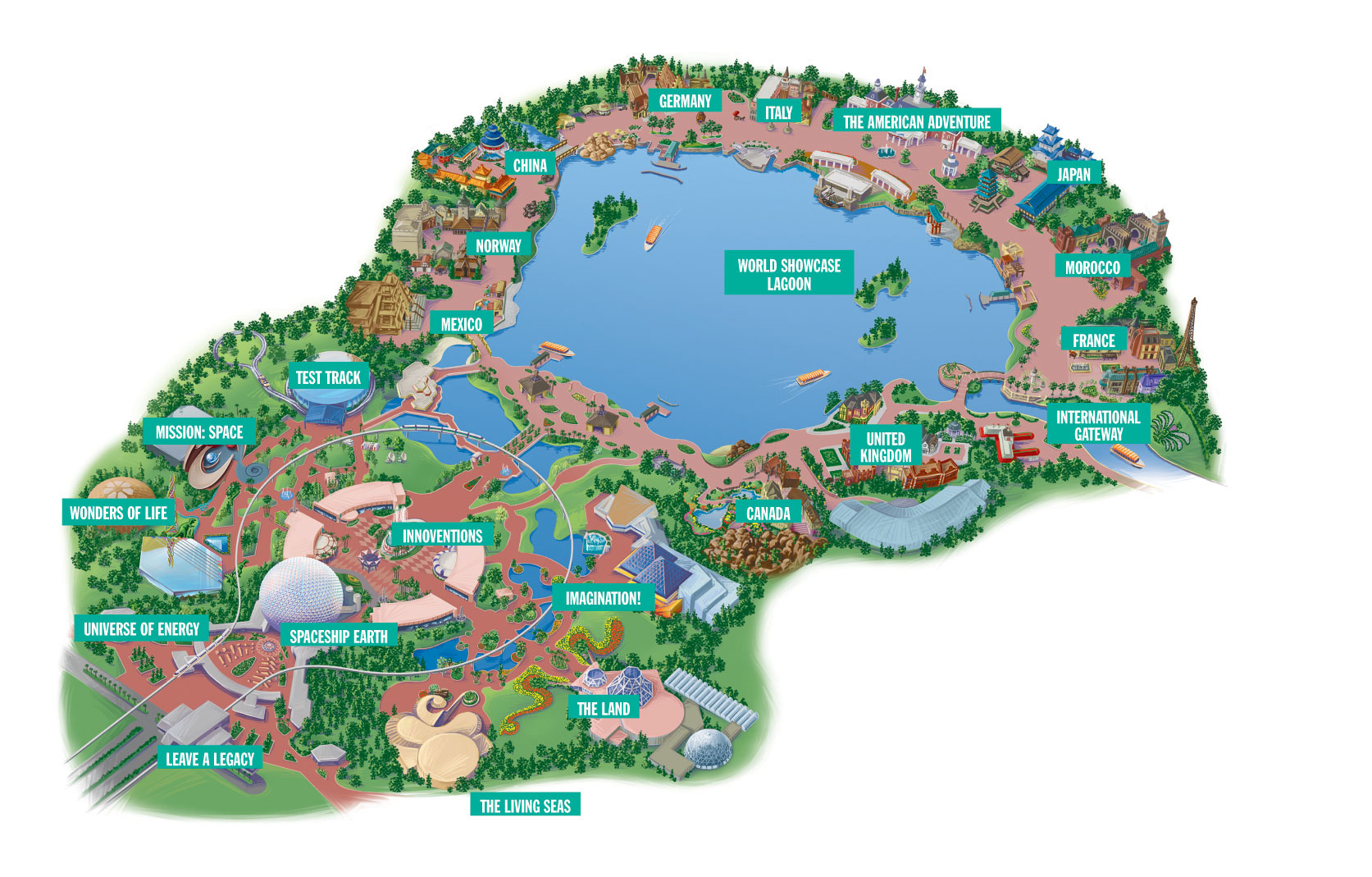 Epcot food and wine festival guide and map now available diszine disney gumiabroncs Images