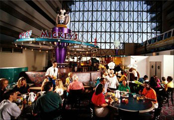 Diszine Blog Archive Disney World Restaurants 3