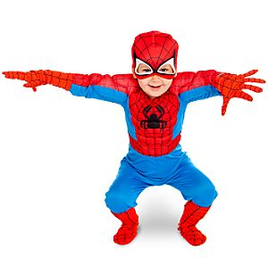 Disney Store Costume Shop Sc 1 St DisZine  sc 1 st  Germanpascual.Com & Disney Spiderman Costume u0026 ... Spidey Streets And Spidey Sky ...