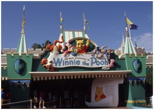 Walt Disney World Update: Winnie the Pooh Attraction Temporarily Loses