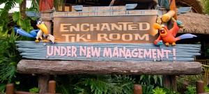 Enchanted Tiki Room