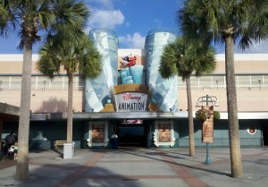 magic of disney animation sign