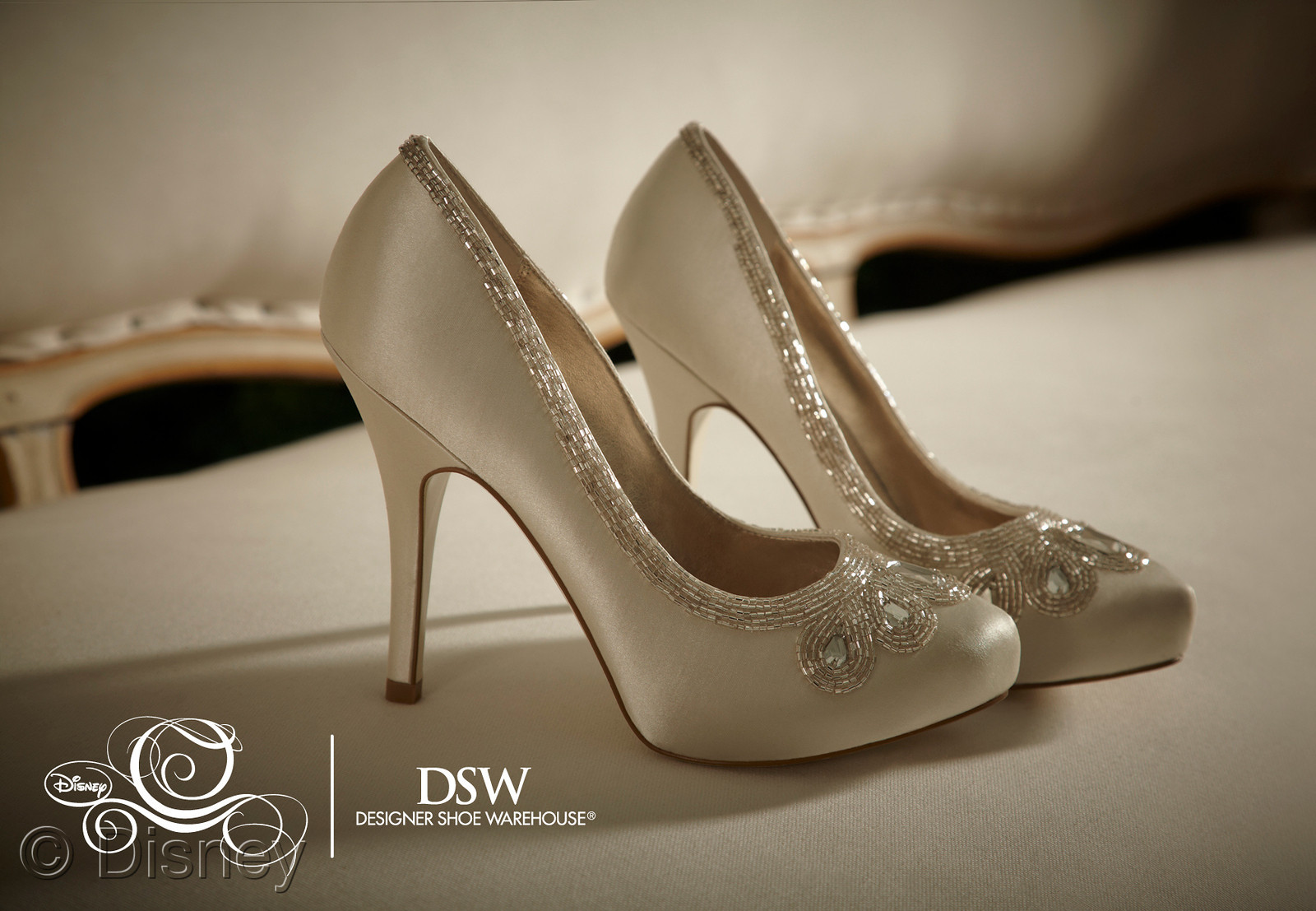 2c697eaefb06 DisZine » Blog Archive » DSW to Launch Cinderella-Inspired Shoe Line ...