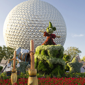 disney flower and garden. Walt Disney World Has Released Details About The Upcoming Epcot International Flower \u0026 Garden And L