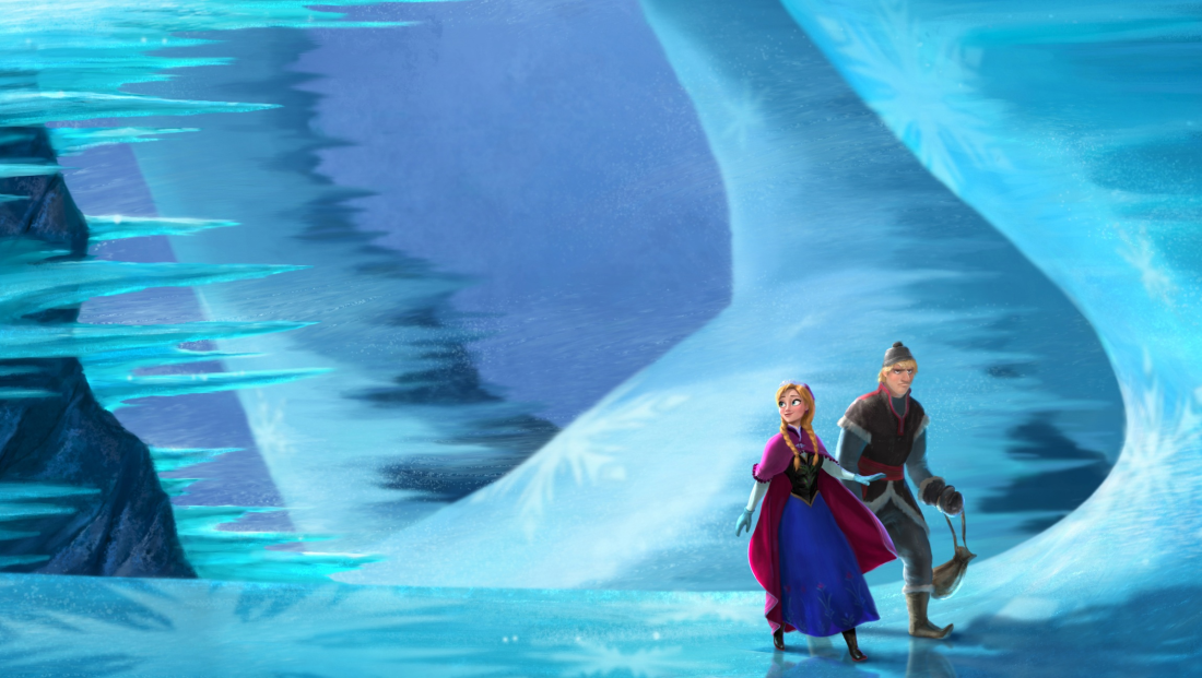 First Image Released From Disney's 'Frozen'