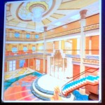 New Disney Magic Lobby