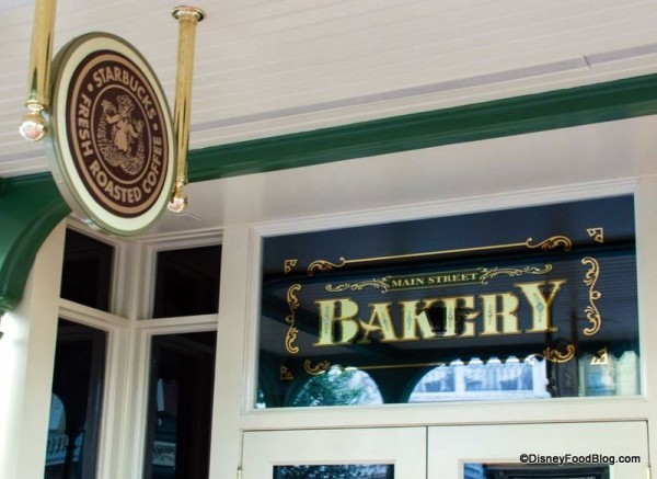 Refurbished Main Street Bakery Starbucks Begins Soft Openings in