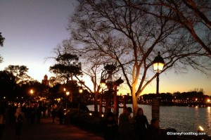 Epcot-at-Night