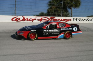 disney speedway richard petty