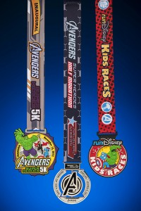 avengers medals