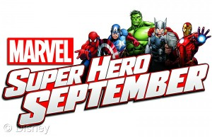 superhero september