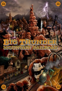 big thunder comic