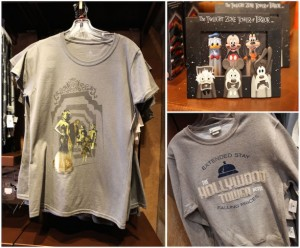 tower of terror merch