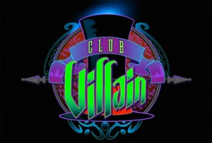 club villain logo