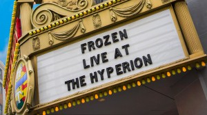 frozen dl show