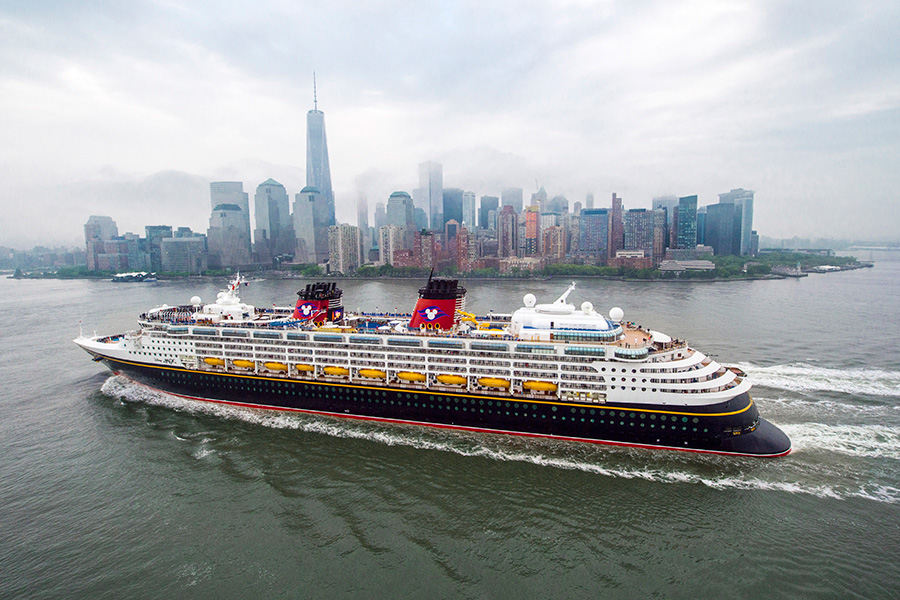 Disney plans Atlantic Canada cruise in 2017