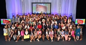 Disney Dreamers Academy Class of 2016