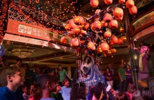 halloween on dcl
