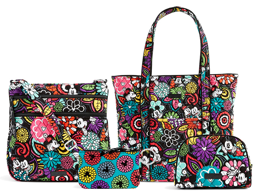 Fans of the Disney Vera Bradley Collection will find two new patterns at  the Disney Parks this summer. 397800103154c