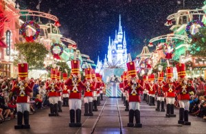 holidays at wdw