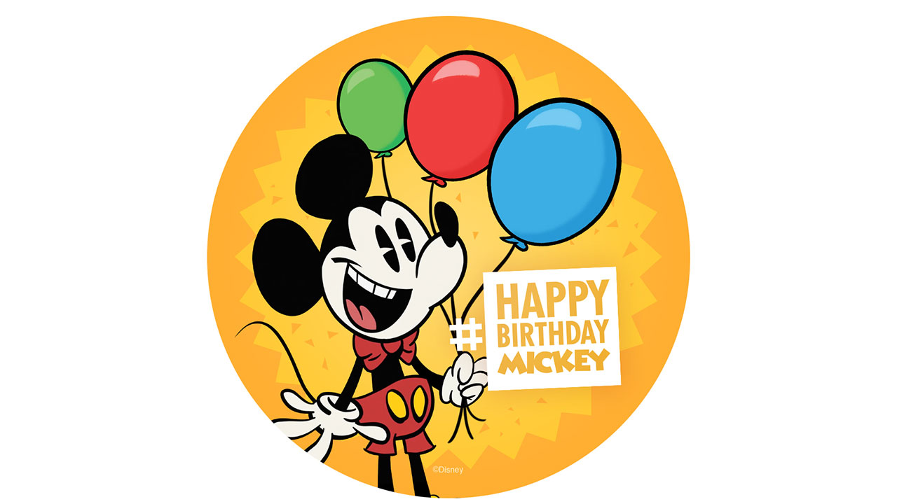 Disney Parks Celebrating Mickey Mouse's Birthday on ...