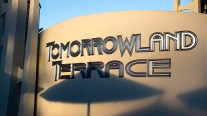 tomorroaland terrace