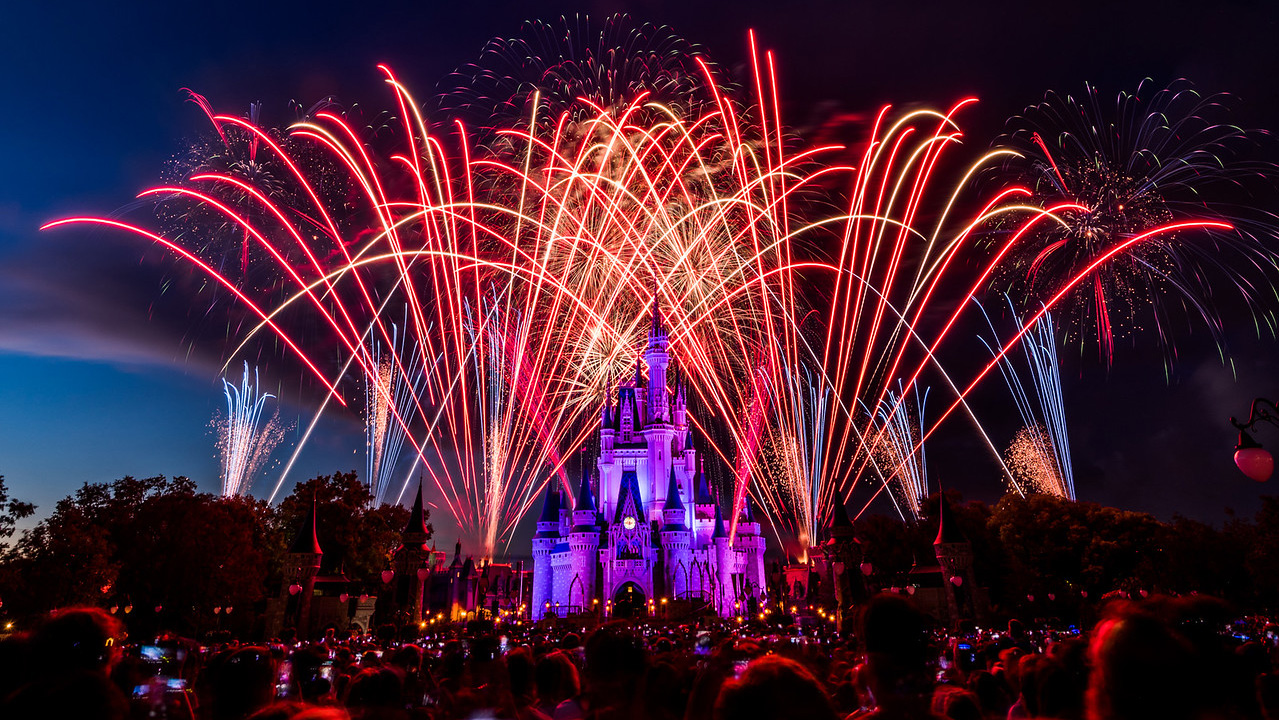 Where to celebrate the fourth of july at walt disney world for What is celebrated on the 4th of july