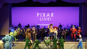 The Music of Pixar LIVE! at Disney's Hollywood Studios