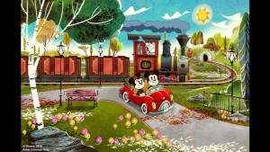 mickey and minnie runaway